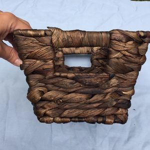 Other - Like New Wicker Basket